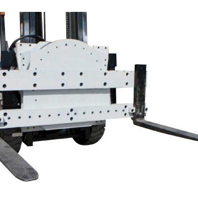 Priključek rotacijskega motorja težkega viličarja