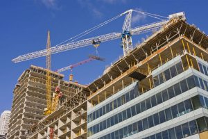 Gradbena industrija