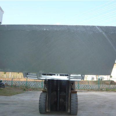 Visoko kakovostno vedro materiala, ki se uporablja za viličar OEM za bagre