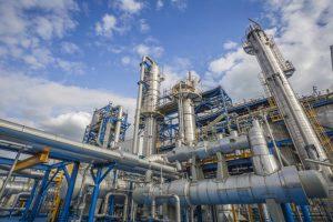 Petrokemijska industrija